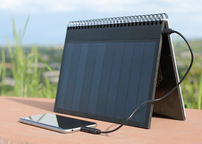 Обзор солнечных батарей для туристов