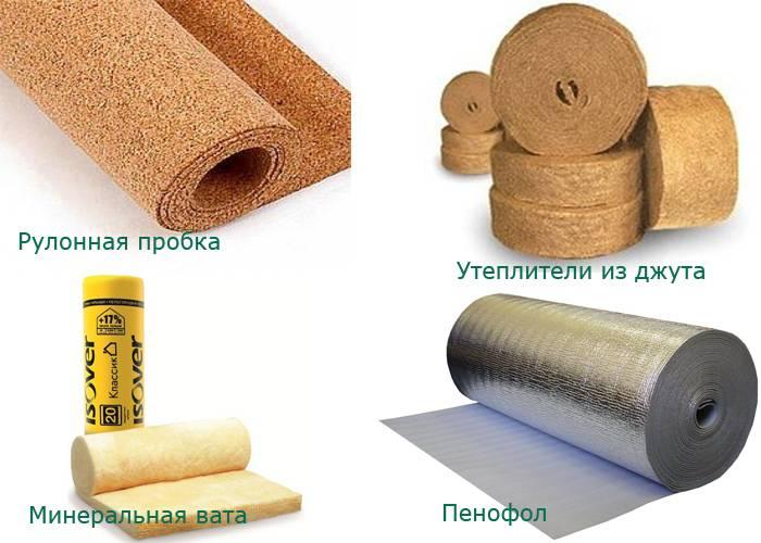 Отражающая теплоизоляция: технические характеристики и сфера применения