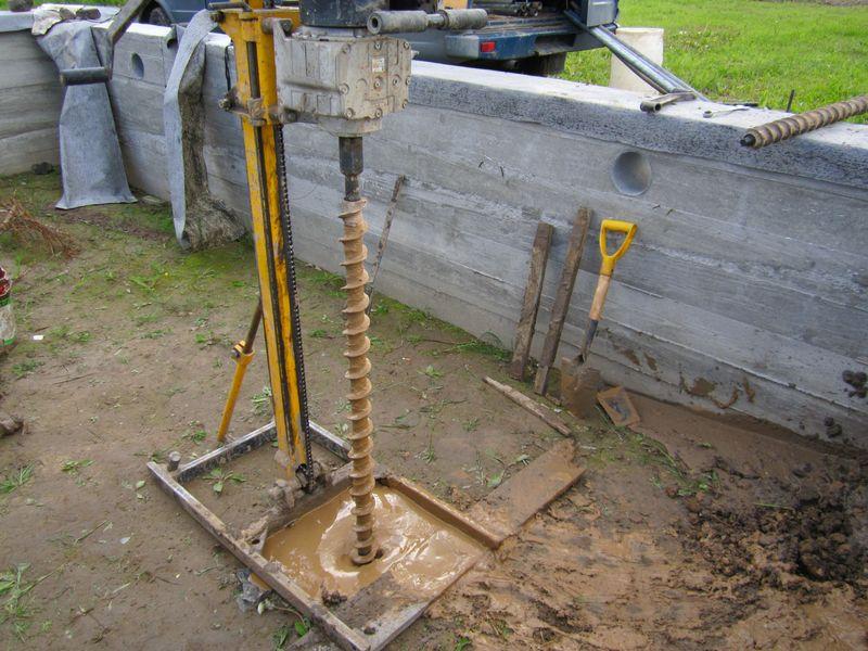 Скважина на воду своими руками - пошаговое устройство конструкции