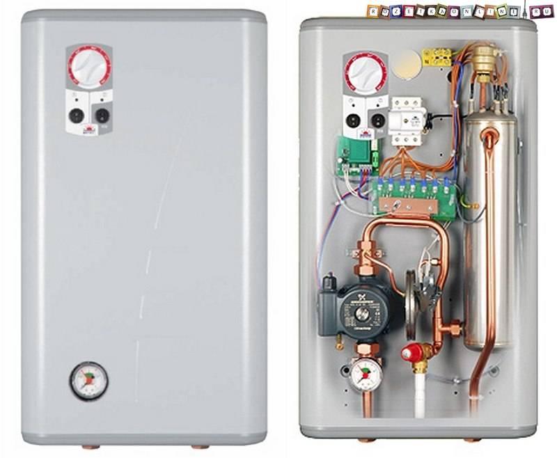 Подключение электрокотла к электричеству   расчет электропроводки