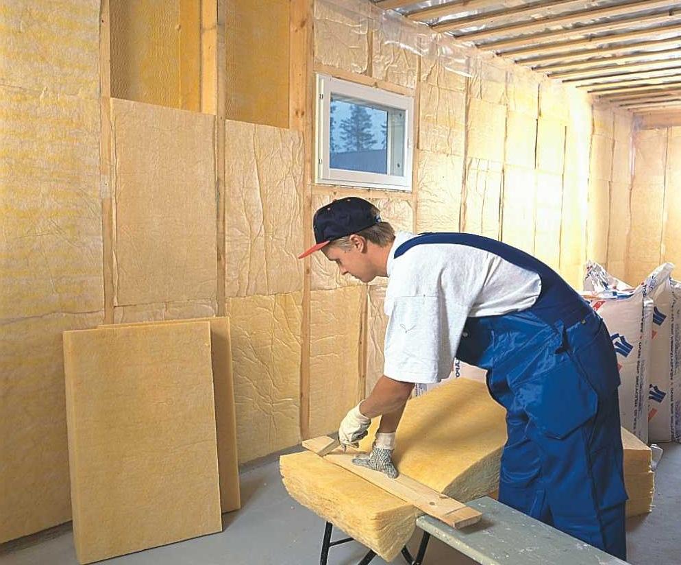 Материалы для утепления стен дома изнутри
