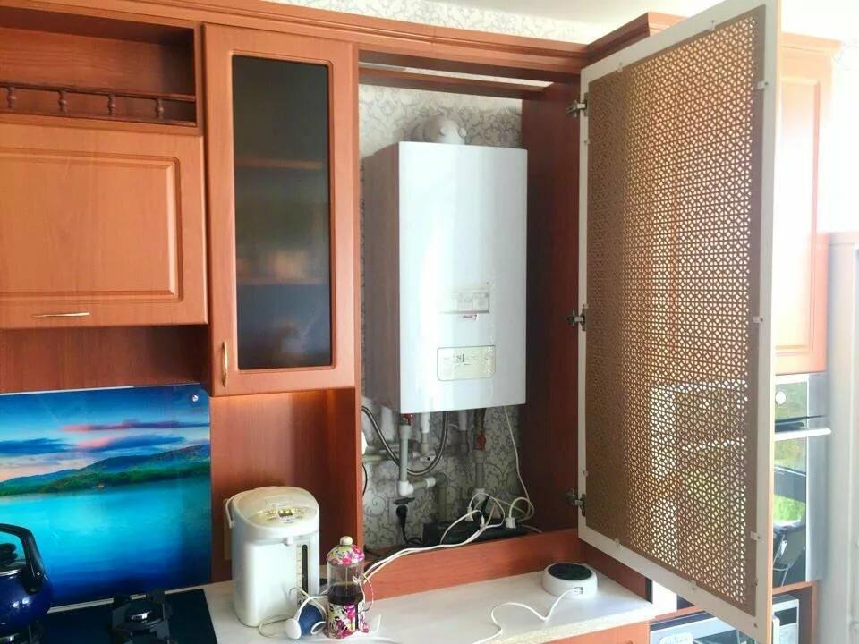 Дизайн кухни с газовой колонкой фото: малогабаритный интерьер, как скрыть и спрятать, можно ли закрыть, видео-инструкция дизайн кухни с газовой колонкой – всегда есть выход – дизайн интерьера и ремонт квартиры своими руками