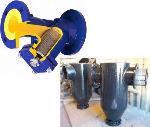 Фильтр для отопления – техническое обслуживание устройств