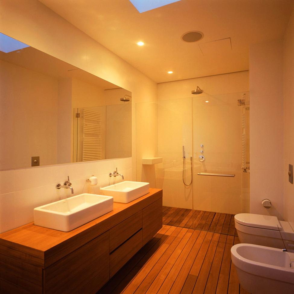 Освещение в ванной: примеры и лучшие варианты организации освещения ванной комнаты (115 фото)