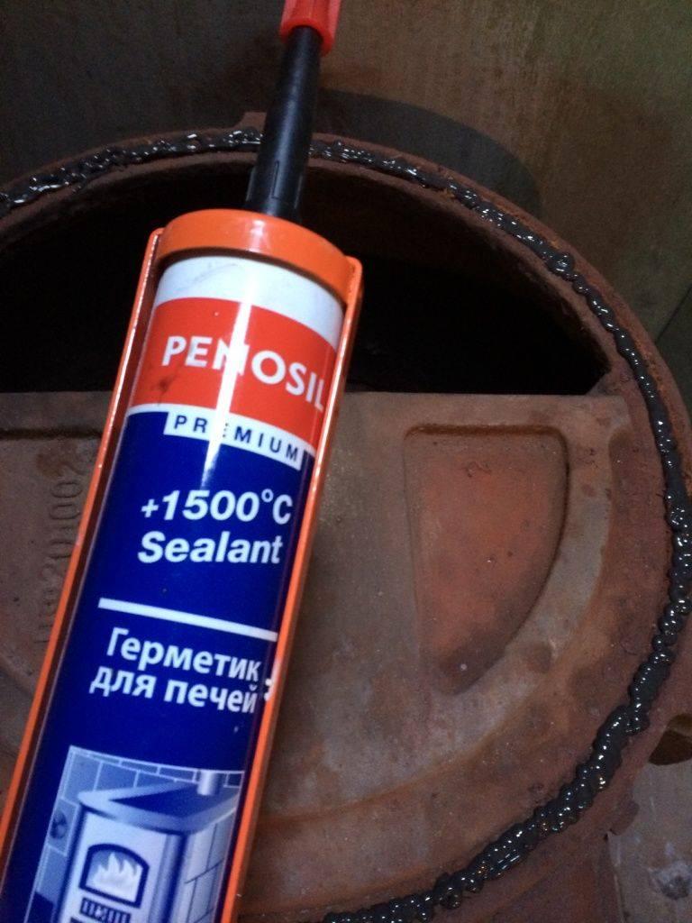 Термостойкий герметик для печей – разновидности, 14 фото с примерами герметиков