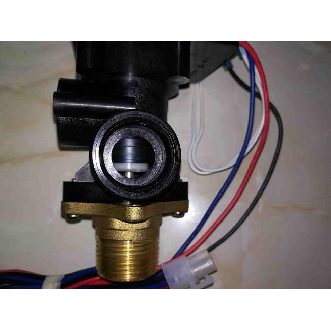 Трехходовой клапан для твердотопливного котла - цена, схема подключения и обвязки