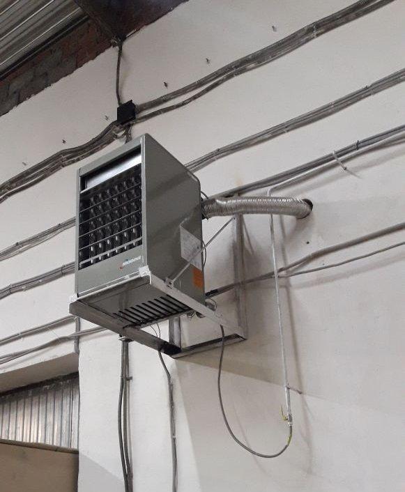 Воздушное отопление частного загородного дома: принципы устройства, подбор оборудования и расчет