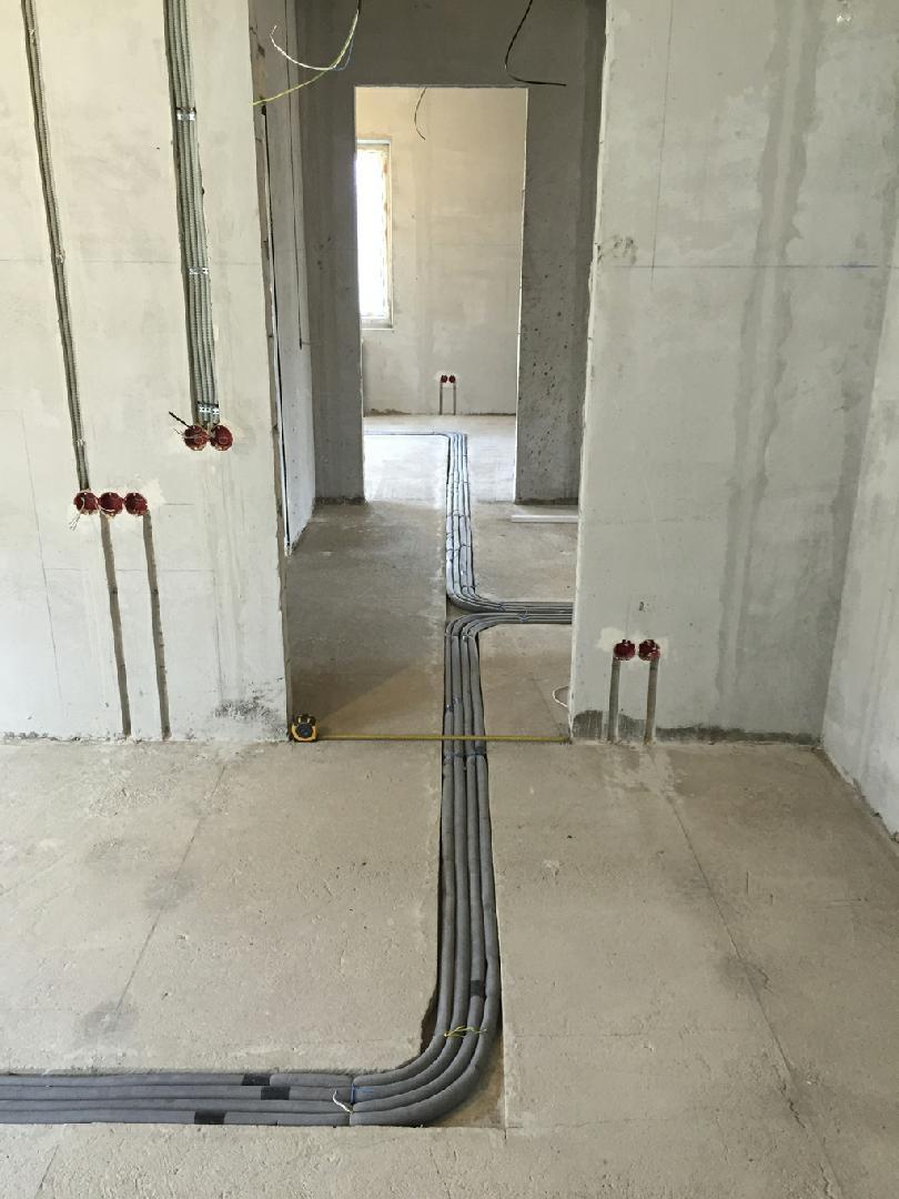 Теплый пол из полипропиленовых труб - особенности монтажа | стройсоветы