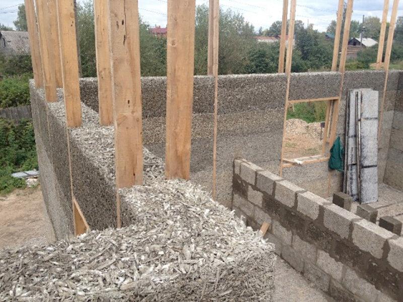 Дом из арболита: 63 фото, проекты жилья из арболитовых блоков, панелей, монолита, строительство своими руками