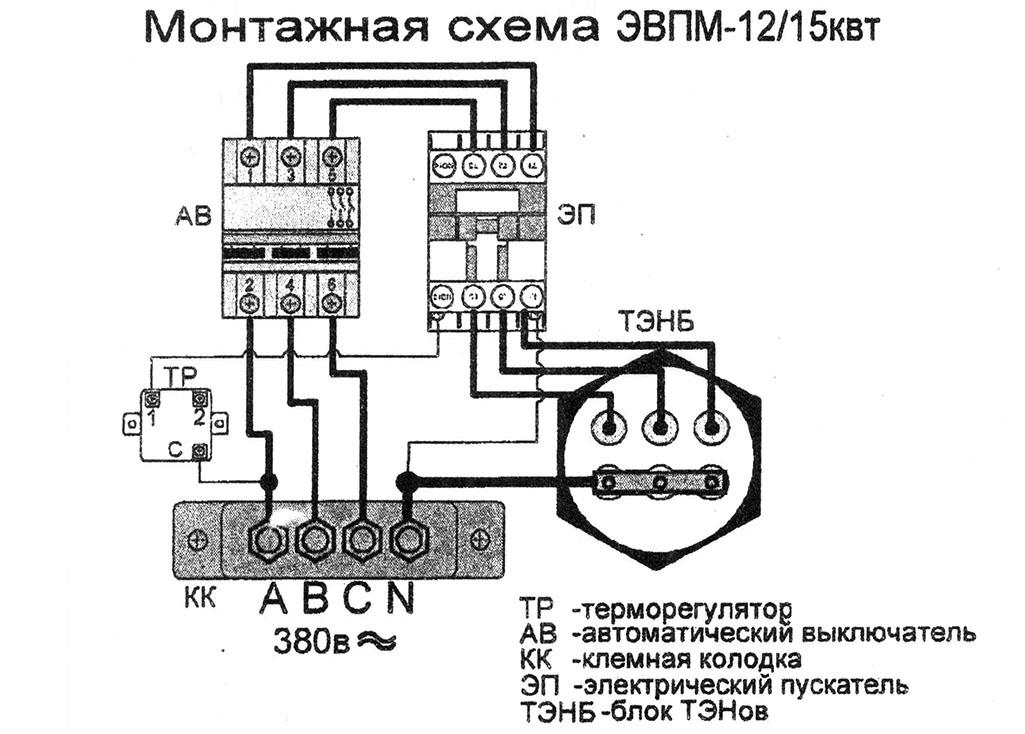 Как сделать своими руками электрический котел для отопления дома