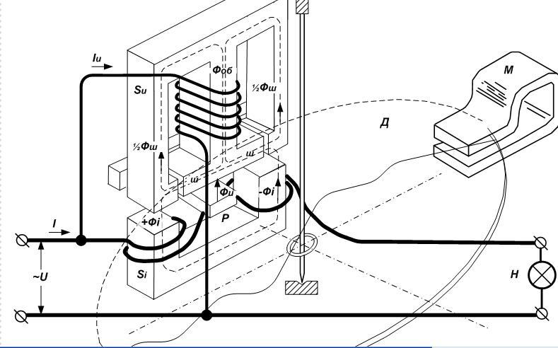 Принцип работы электронного счетчика электроэнергии - советы электрика - electro genius