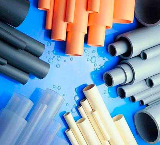 Трубы для отопления и водопровода — какие лучше выбрать