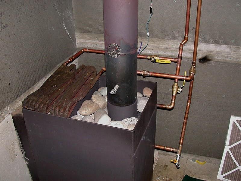 Теплообменники для отопления дома своими руками: подключение, водяные, воздушные