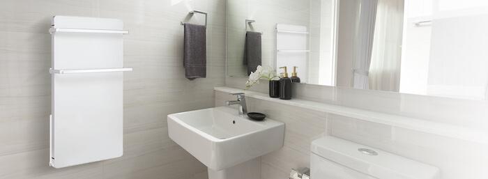 Обогреватели для ванной комнаты - как сделать отопление