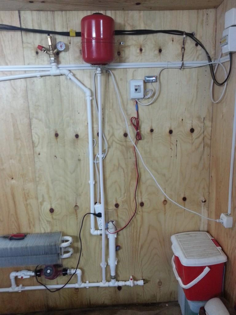 Электрокотёл для тёплого пола: как выбрать для напольного обогрева