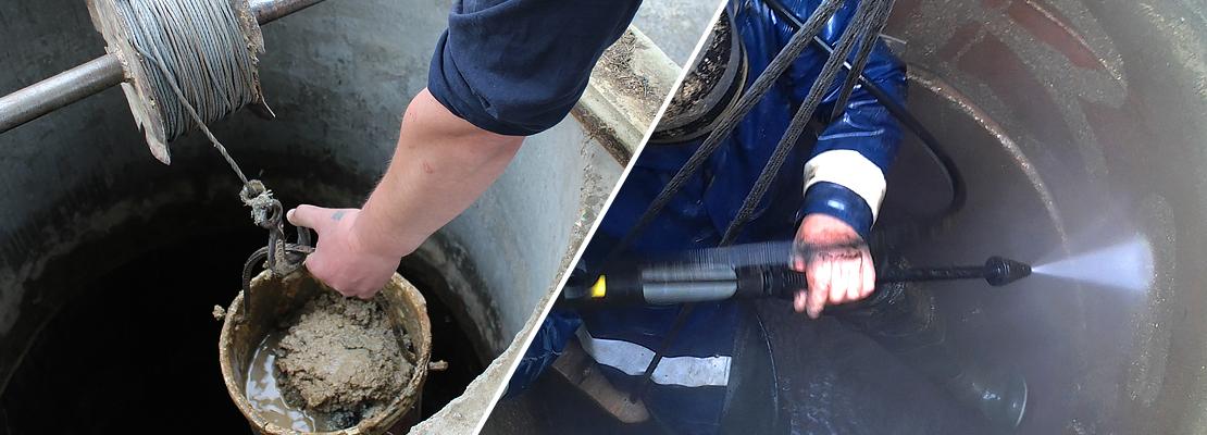 Чистка колодца своими руками: приспособления, инструкция, способы очистки. как правильно и эффективно почистить колодец своими руками.