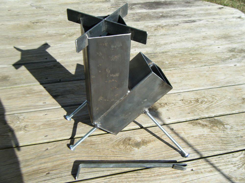 Печь-ракета своими руками: чертежи, модели и процесс изготовления - от простого к сложному