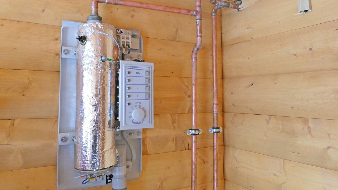 Двухконтурный электрокотел: правила выбора для дома