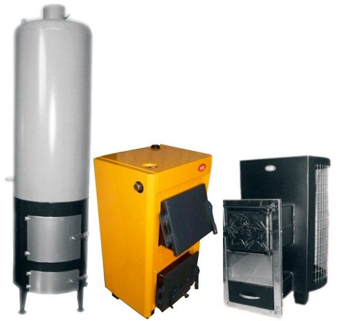 Водонагреватель «титан»: дровяной нагреватель воды, электрический проточный бойлер на дровах, титановая эмаль в конструкции, отзывы