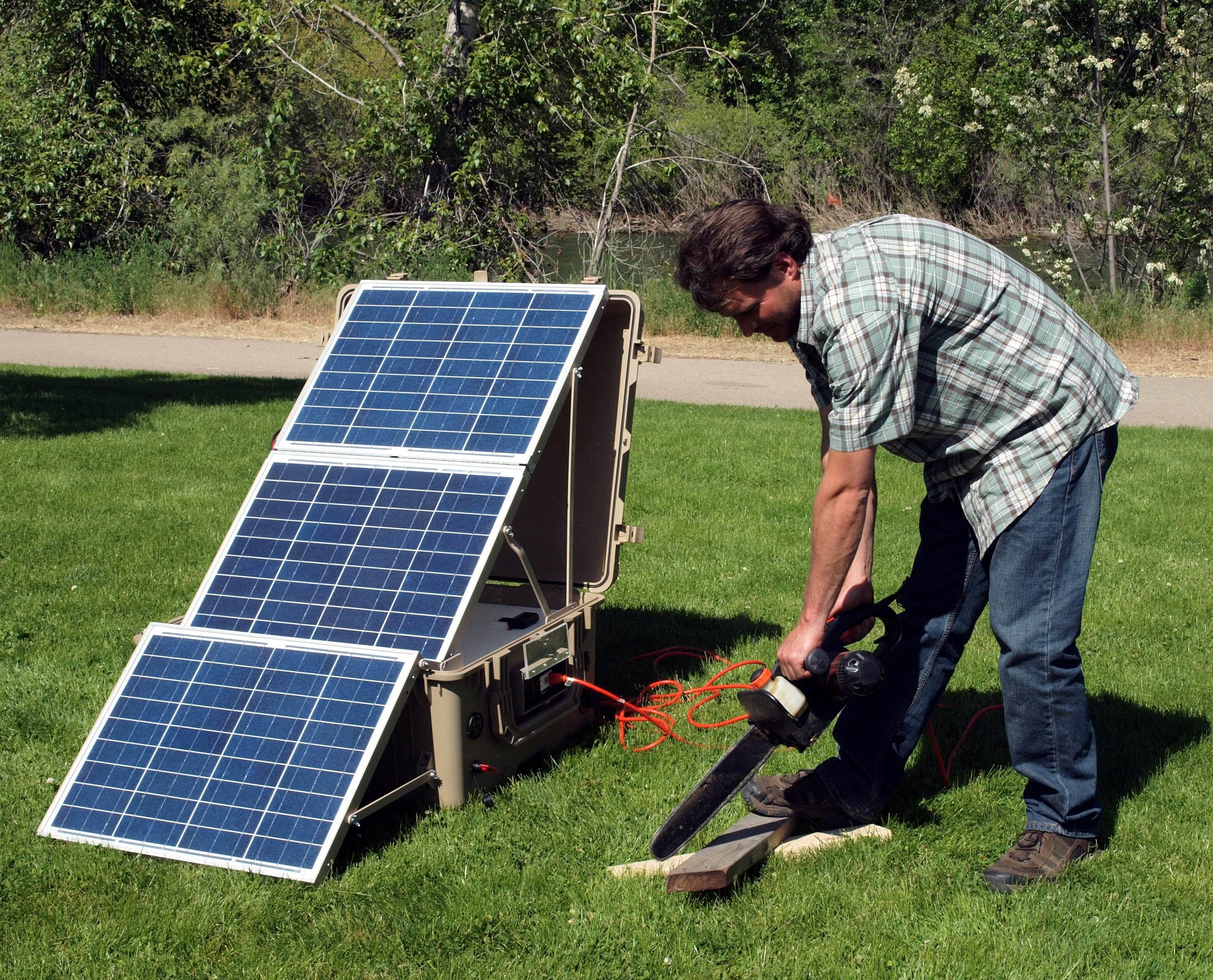 Как происходит работа солнечных батарей и перспективы.