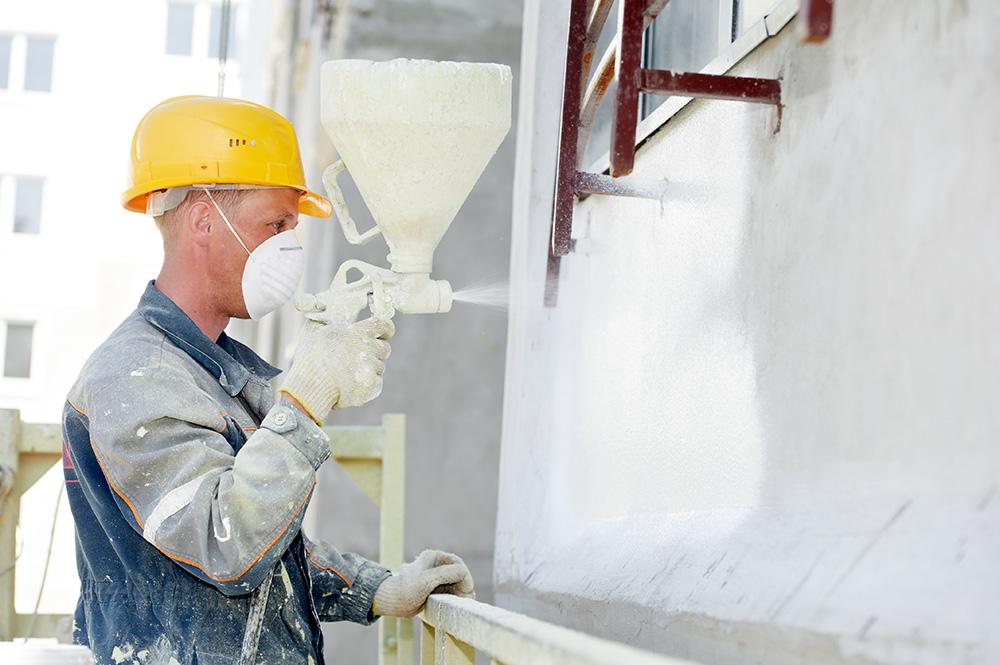 Жидкие утеплители для стен: пенные и теплокраски, сферы применения и технология нанесения