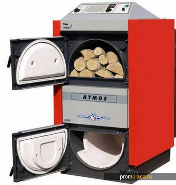 Atmos котел твердотопливный – котлы атмос: обзор, характеристики, отзывы
