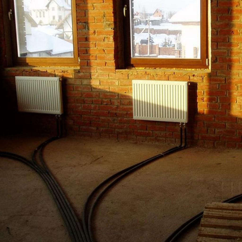Отопление загородного дома: цены и варианты, критерии выбора