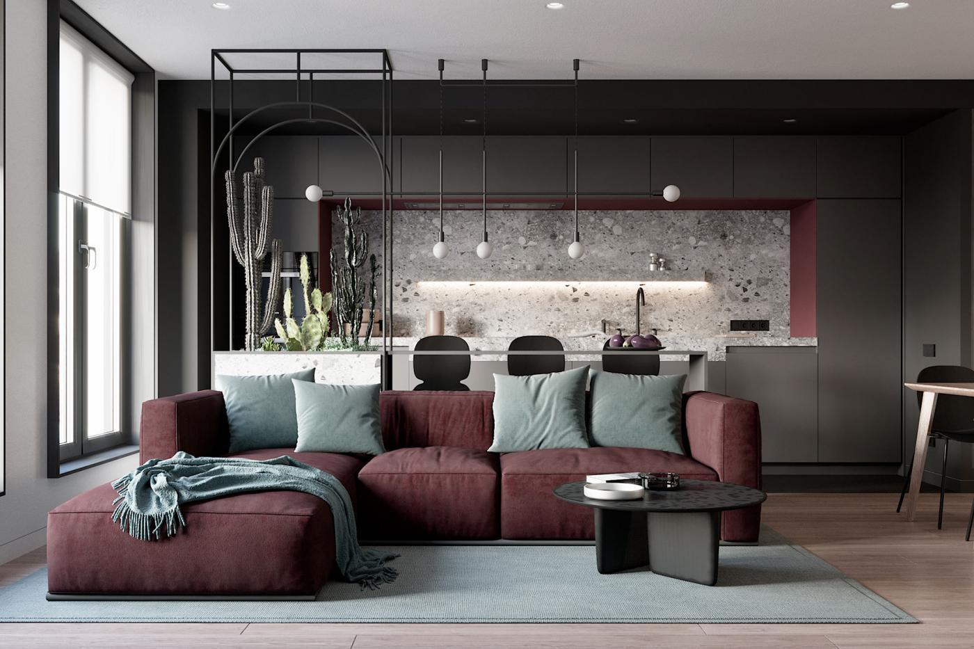 Новые тренды в дизайне квартир и загородных домов