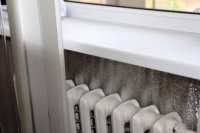 Теплоотдача радиаторов и средства ее поввышения