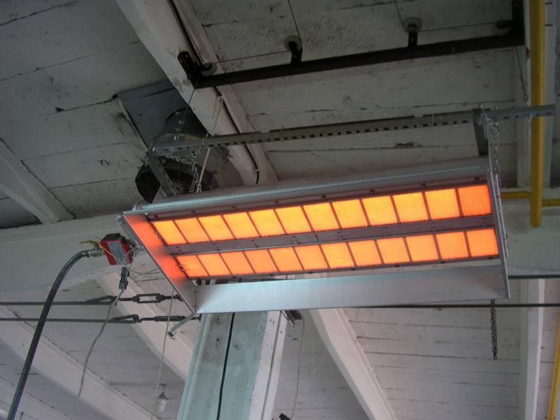 Газовый обогреватель для дачи с баллоном: какой выбрать – керамический, инфракрасный или каталитический