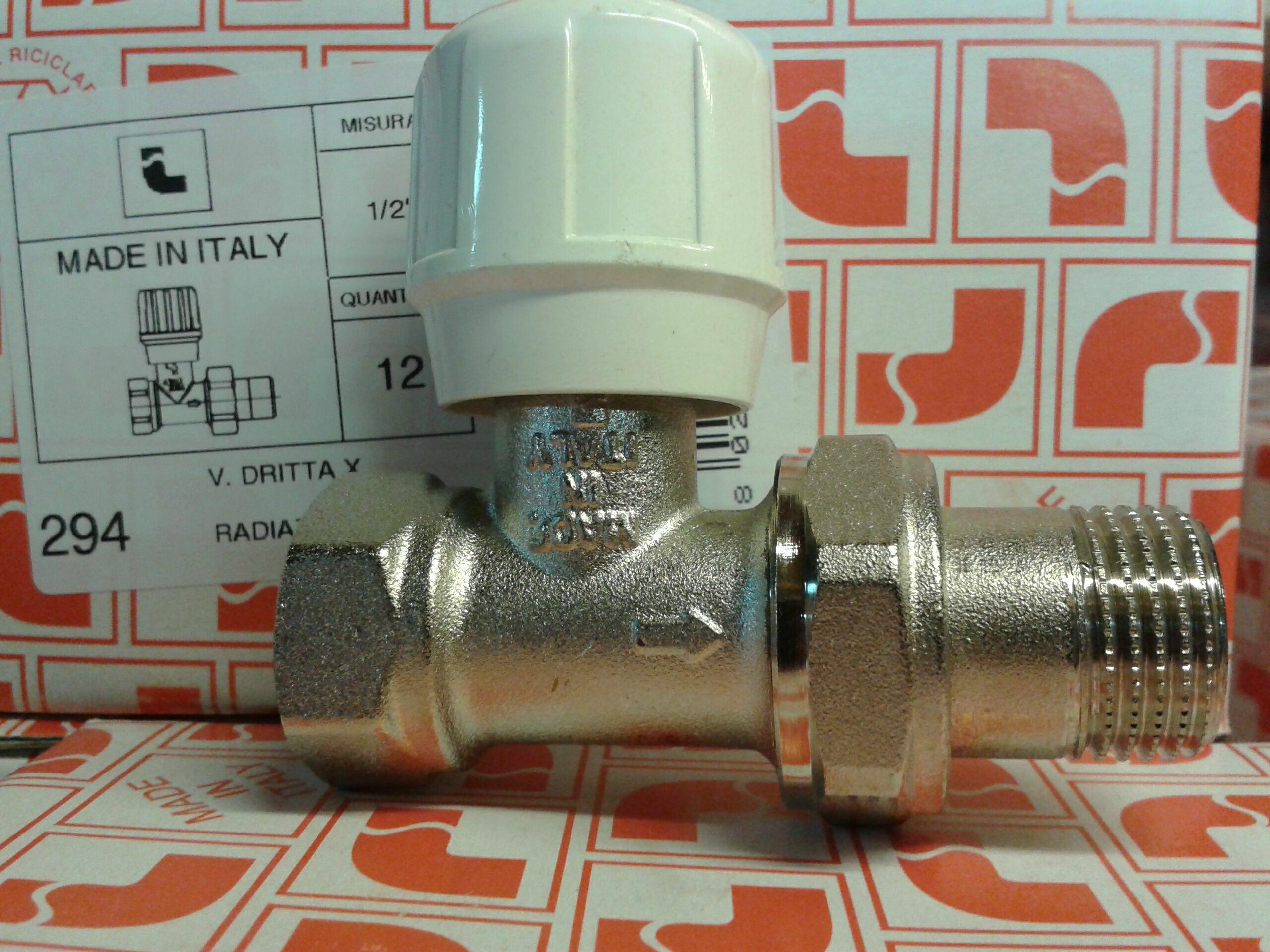 Краны для радиаторов отопления: разновидности, установка