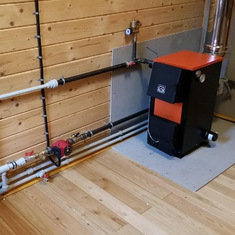 Отопление в частном доме без газа и электричества: экономные варианты и альтернативные источники тепла