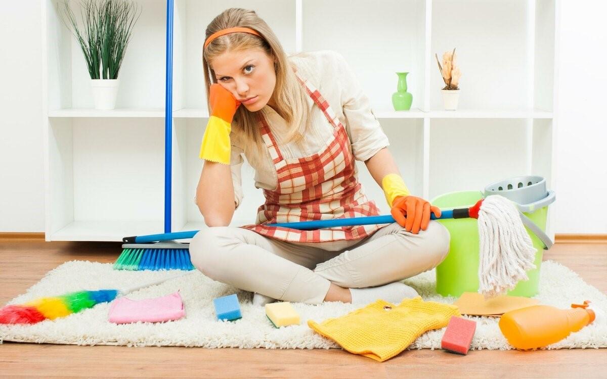 9 привычек при уборке, от которых дома только грязнее