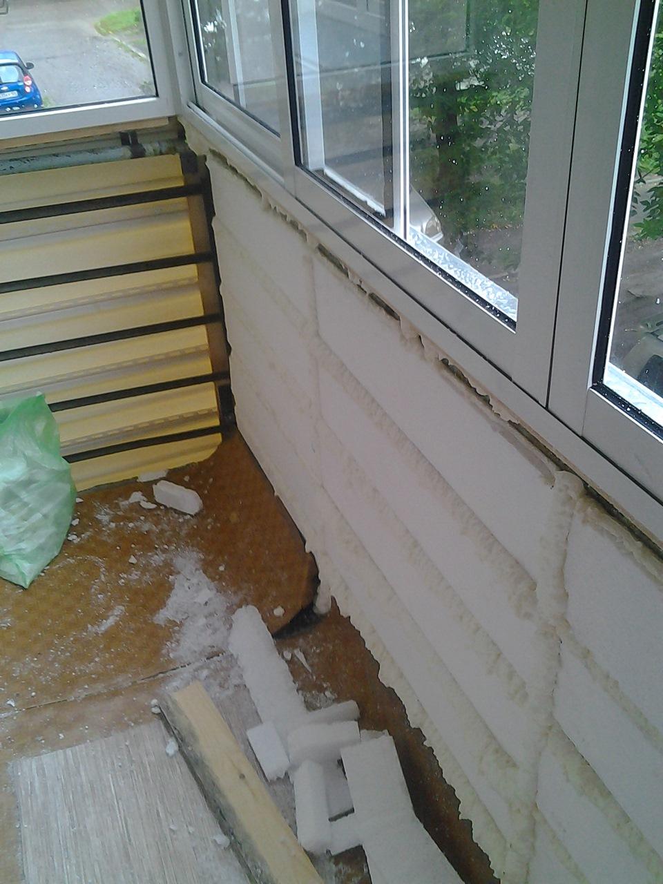 Отделка балкона в хрущевке: обшивка балкона своими руками