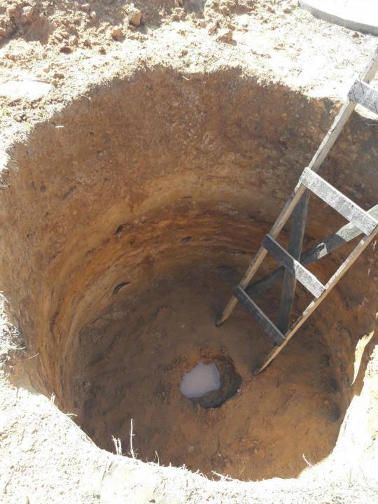 Как выкопать колодец самому: инструкция проведения работ | гидро гуру