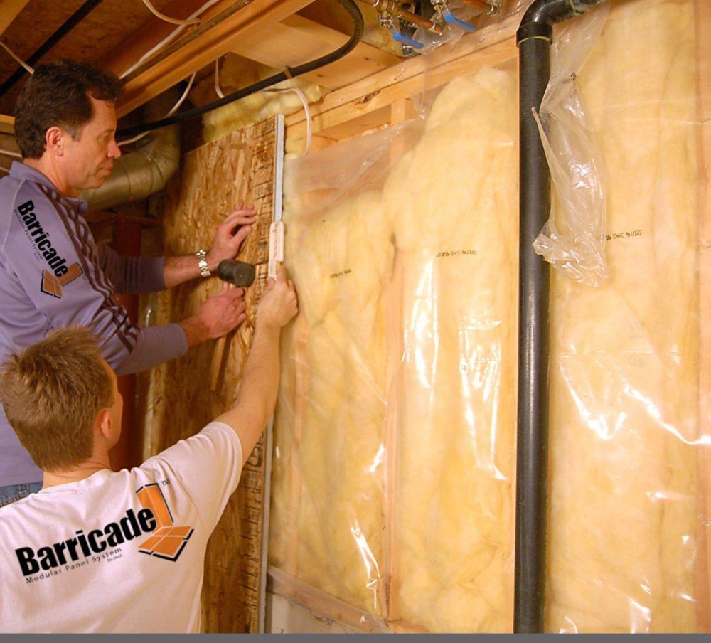 Утепление деревянных стен изнутри в деревянном доме