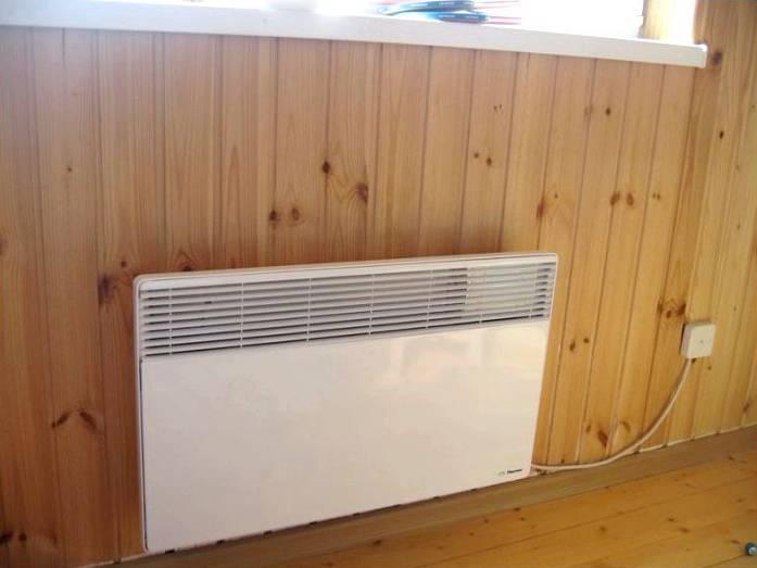 Как выбрать электроконвектор отопления