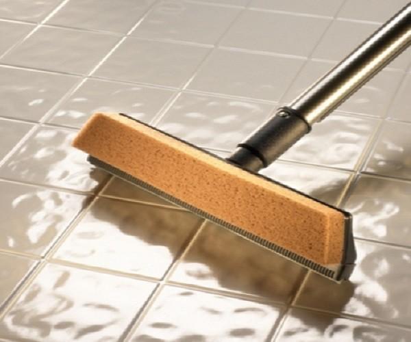 Чем и как отмыть кафельную плитку на кухне от жира народными и профессиональными средствами? - все о строительстве