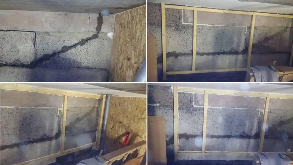 Как правильно утеплить погреб или подвал в гараже от промерзания