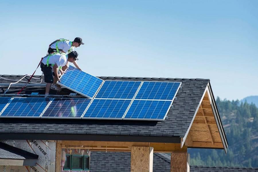 Правильная установка солнечных батарей своими руками - жми!