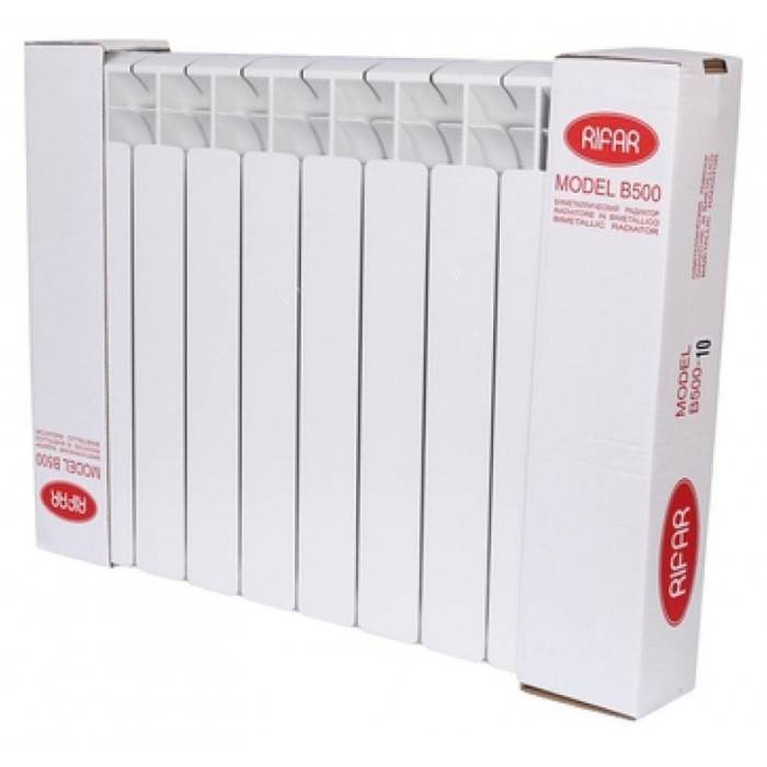 Особенности и преимущества радиаторов rifar base 500