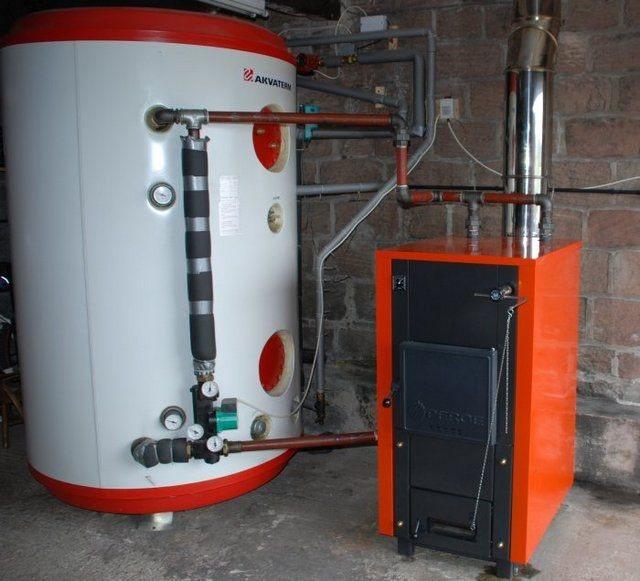 Зачем нужна буферная ёмкость для системы отопления дома