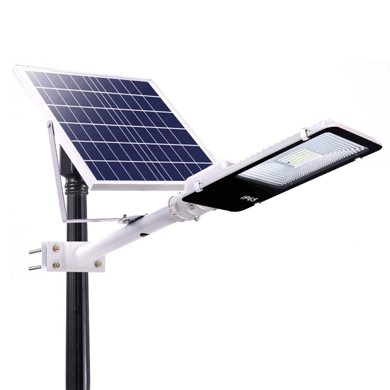Уличный прожектор на солнечных батареях - полный обзор. жми!
