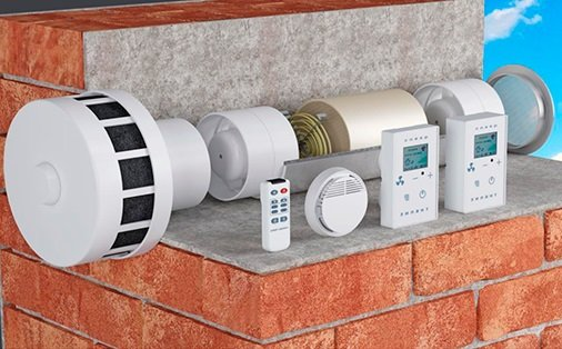 Качественная очистка воздуха в квартире при помощи приточной вентиляции с фильтрацией