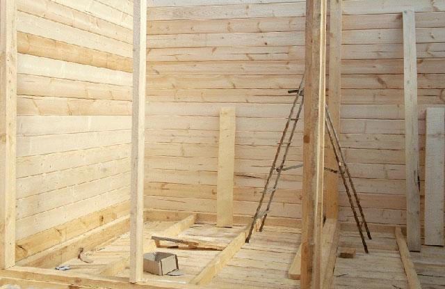 Правильная «пятая стена»- все о перегородке в бане