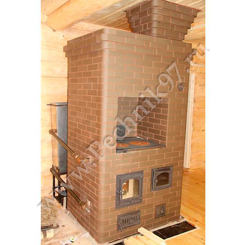 Кирпичная печь: виды конструкций, устройство, правила сооружения