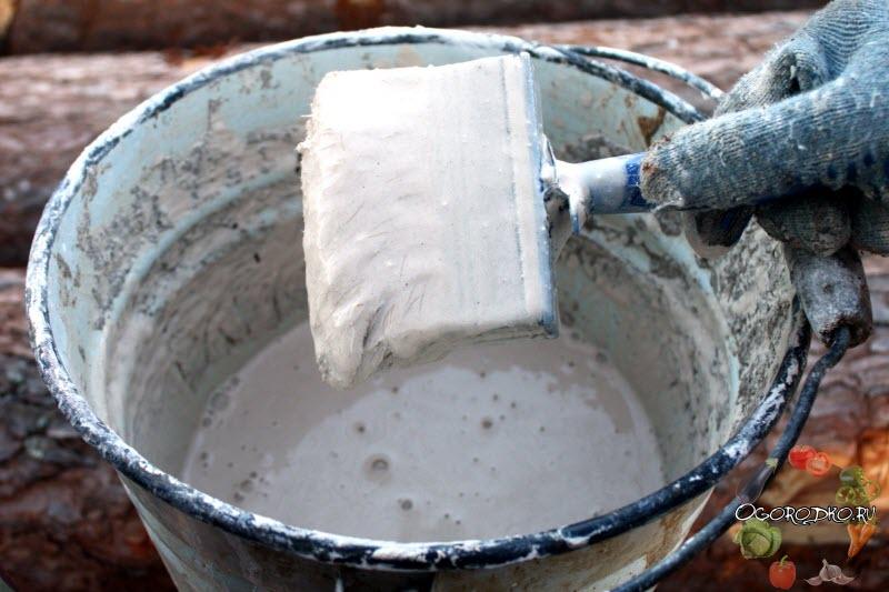 7 советов, как побелить потолок и стены известью, мелом, водоэмульсионной краской   | строительный блог вити петрова