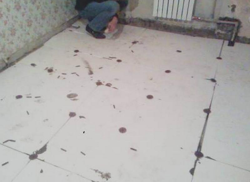 Утепление бетонного пола первого этажа: схема утепления и подключения теплого пола + инструкция