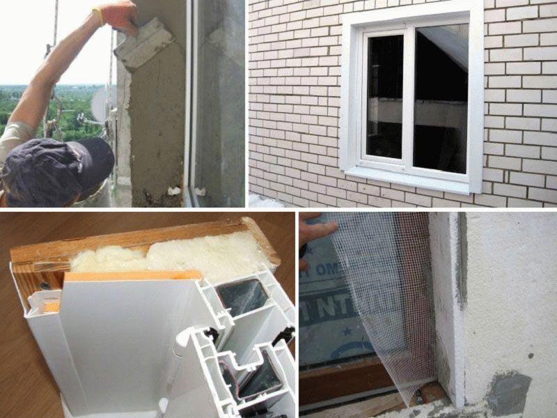 Как утеплить пластиковые окна: откосы, подоконник