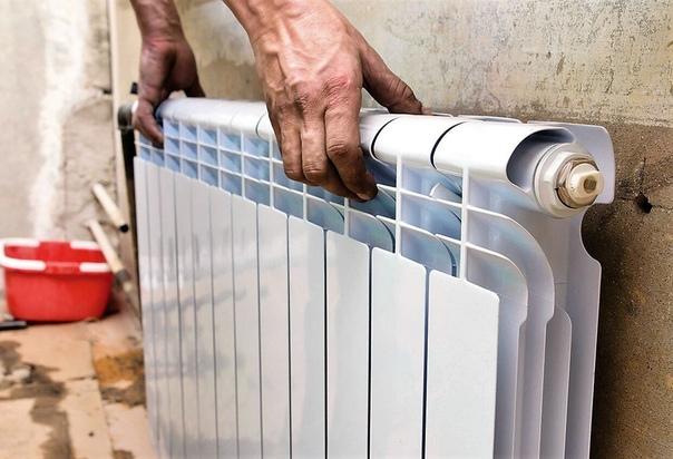 Промывание батарей отопления: методы и приемы